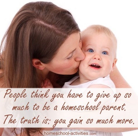 good things about homeschooling