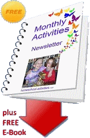 homeschool newsletter