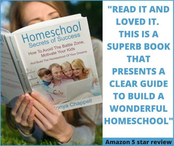 Homeschool Secrets of Success with Amazon review