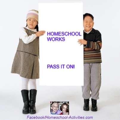 homeschool works pass it on