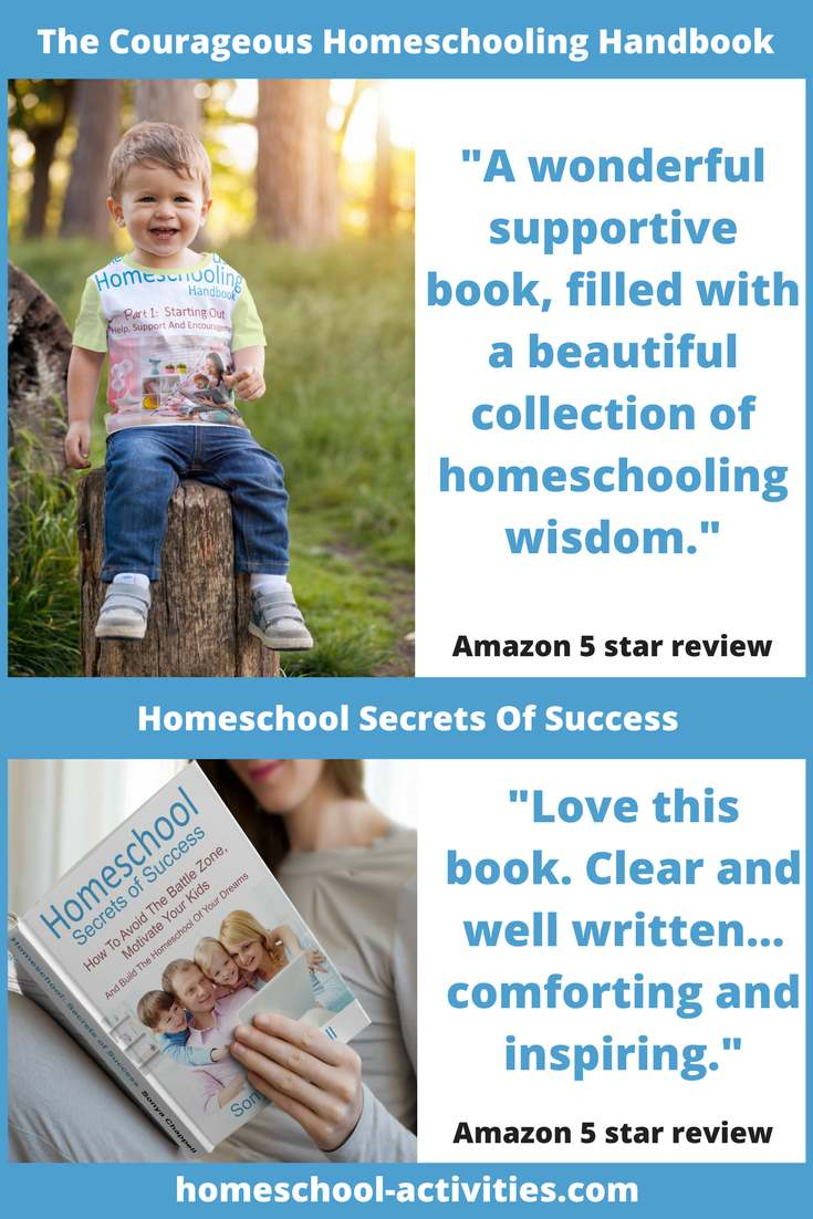 The Courageous Homeschooling Handbook and Homeschool Secrets of Success