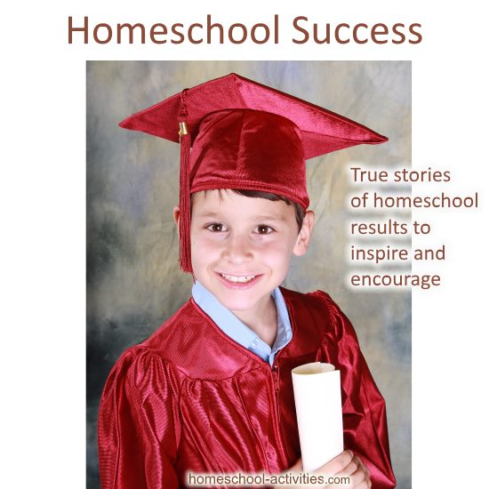 homeschooling high school success