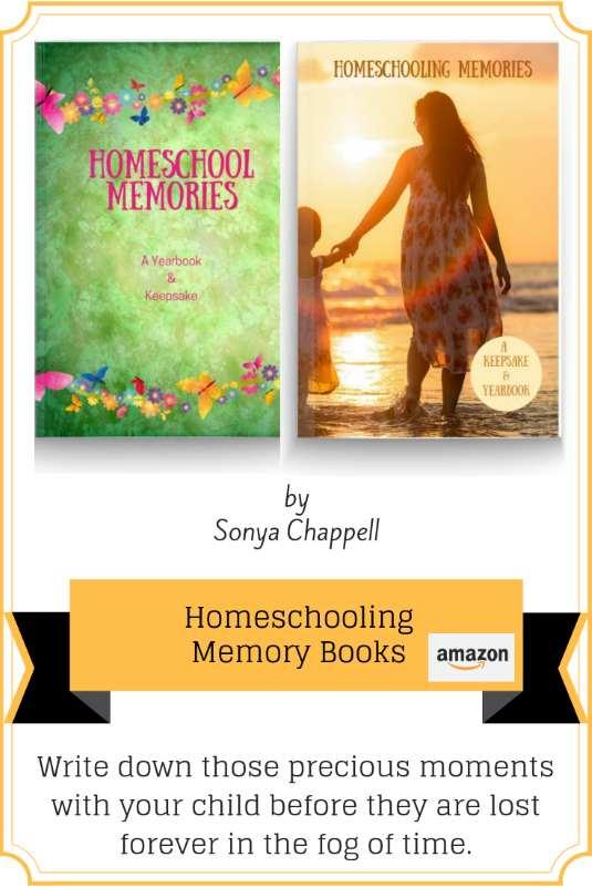 Homeschooling Memory Books