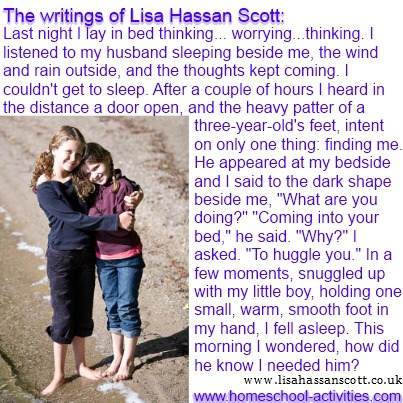 quote by lisa hassan scott