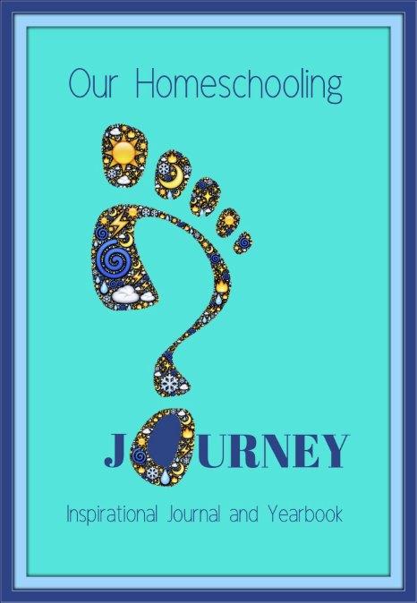 Inspirational homeschool journal