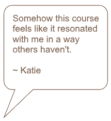 Quote from Katie