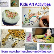 kids art activitie