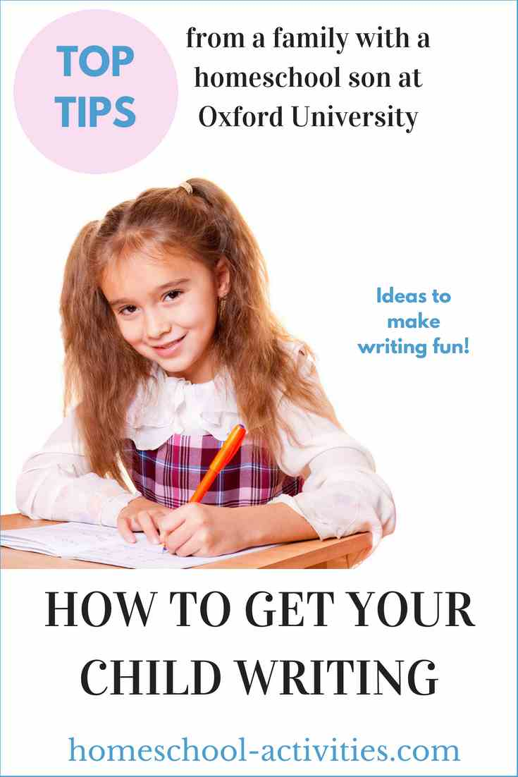 Kids Creative Writing Prompts Activities And Ideas