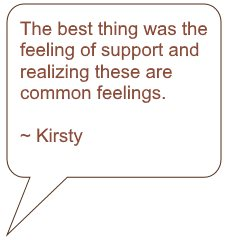 Quote from Kirsty