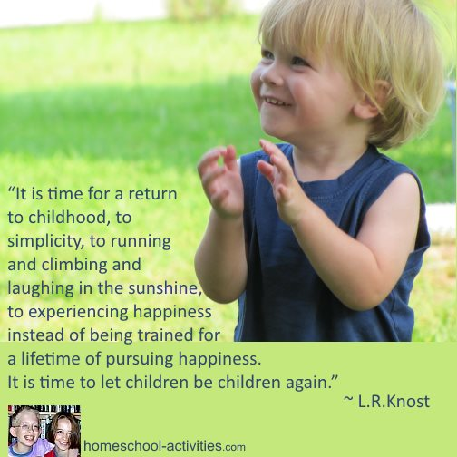 L R Knost quote
