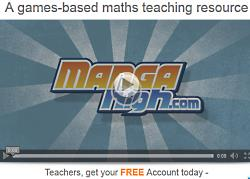 manga high math site