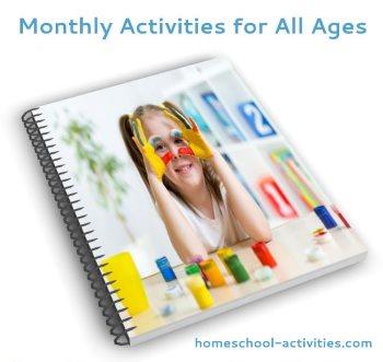 monthly activities newsletter