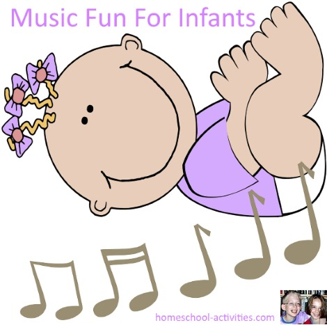 music fun for infants
