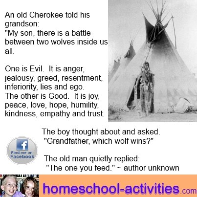 native indian quote