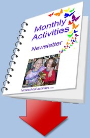 Monthly activities newsletter