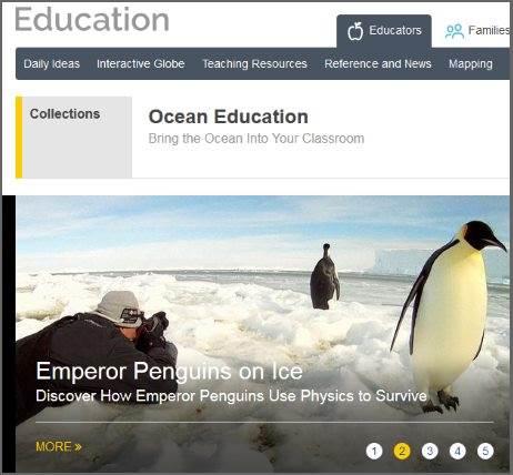ocean education