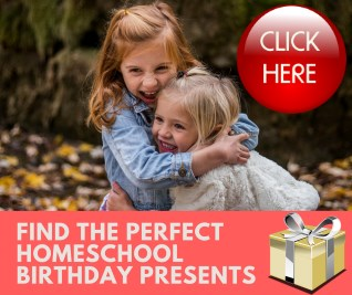 homeschool Birthday presents