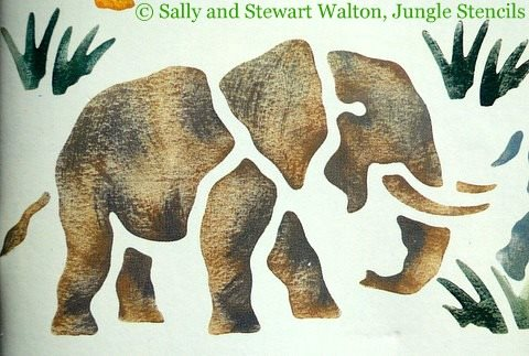 Craft Ideas Jungle Animals on Kids Craft Ideas And Projects