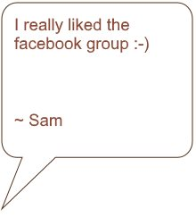 Quote from Sam