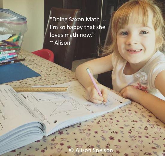 Homeschool Math Curriculum Guide