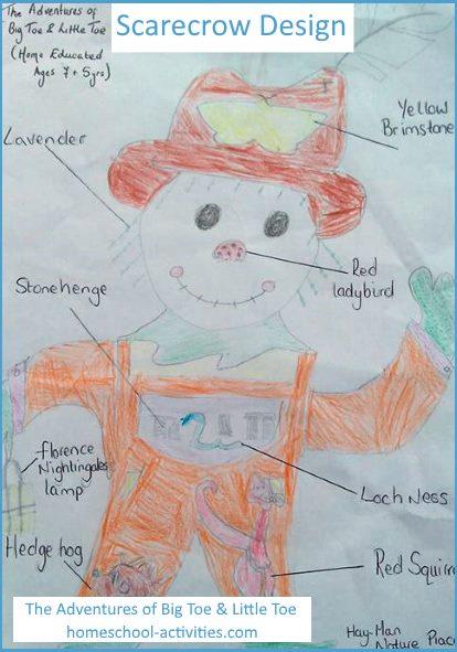 scarecrow design
