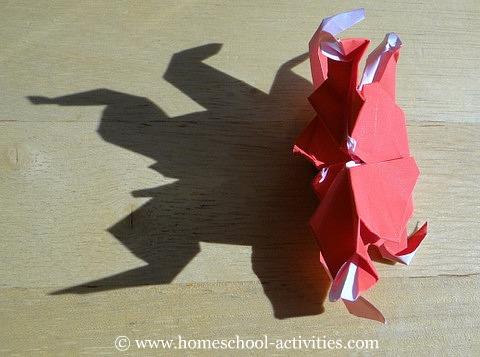 origami cra