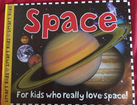 smart kids Space book