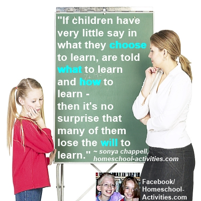 quote from me on children and learning