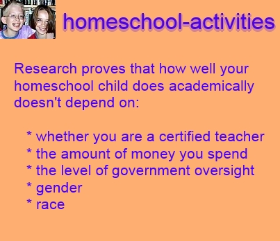 Homeschool research
