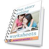 story writing worksheets