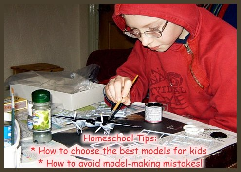 tips for making model airplanes