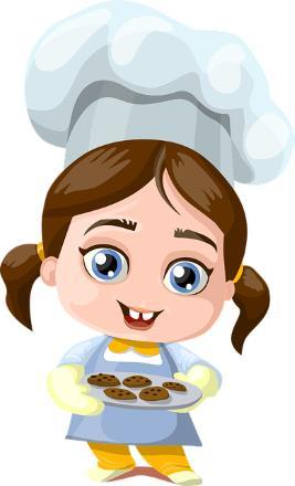 Toddler cook