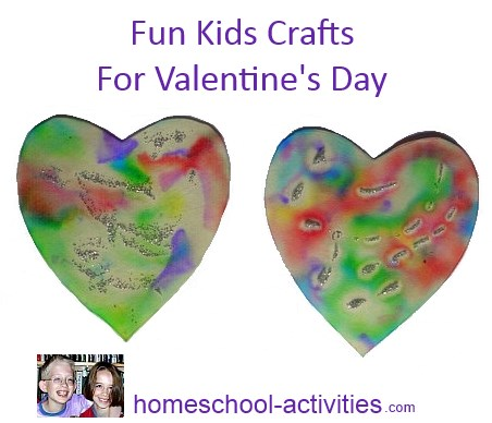 Valentine Crafts For Kids Crafts For Kids To Make At School