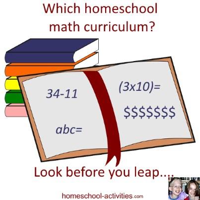 which math curriculum
