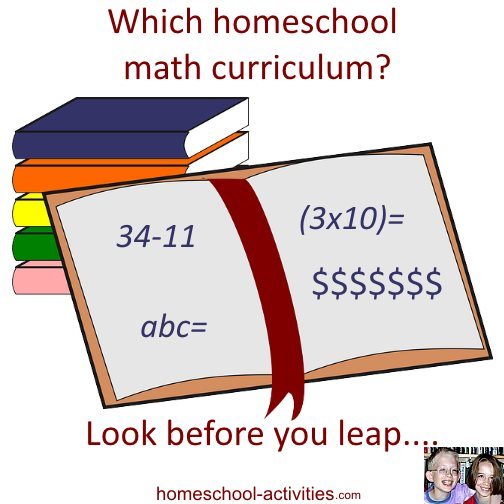 how to write a homeschool curriculum