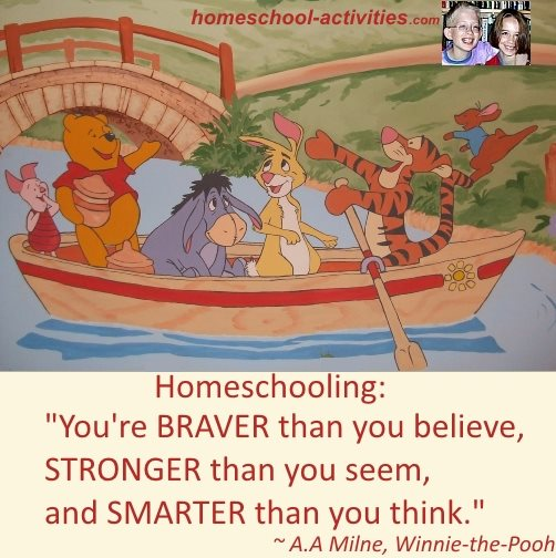 Winnie-the-Pooh quote