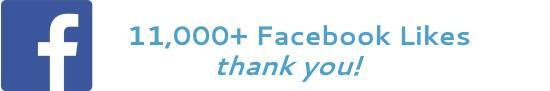 11,000 Facebook likes
