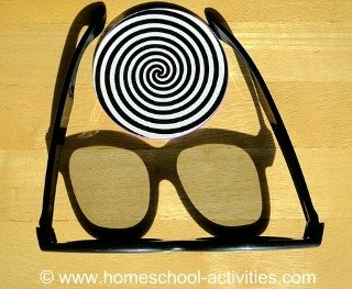 3-d glasse