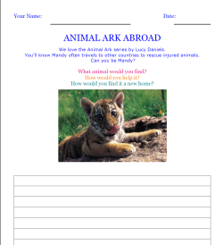 animal ark abroad