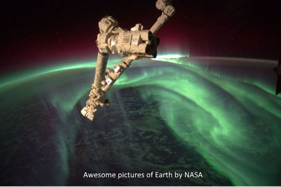 Awesome pictures of Earth Nasa
