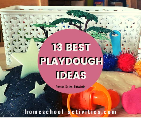 Best playdough ideas
