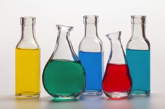 colors in jars