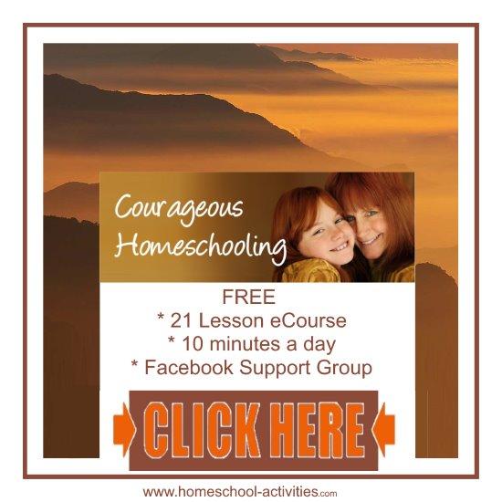 Courageous Homeschooling e-course click here