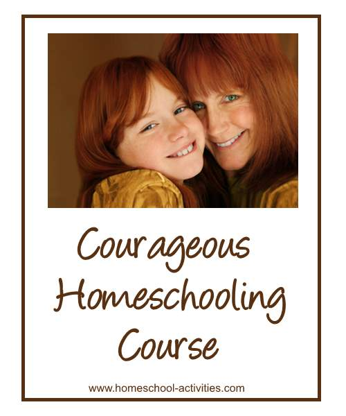 Courageous Homeschooling Course