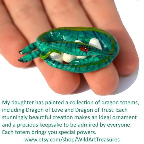 dragon totems