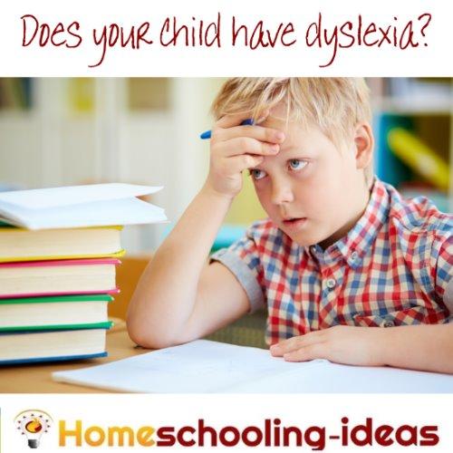 dyslexia test