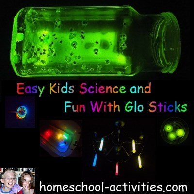 science behind glo sticks