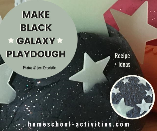 Playdough ideas and activities