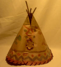 Native Indian Tepee