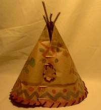 Native Indian Tepee